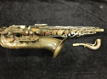 First Series King Super 20 Tenor Sax with Pearl Side Keys - Serial # 287767