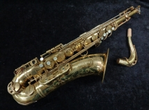 EARLY Vintage 1955 Selmer Paris Mark VI Tenor Sax - New Pads! - Serial # 59257