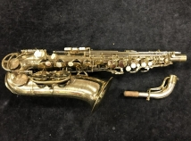 BARGAIN PRICE First Series King Super 20 Alto Saxophone - Serial # 276441