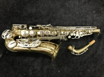 Original Lacquer Conn 24M Alto Sax - Great for Beginners! - Serial # 7123319