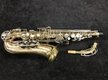 Freshly Restored Selmer Bundy II Alto Saxophone - Serial # 1268664