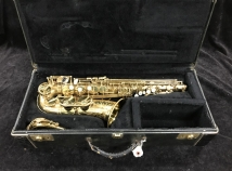 Great Original Lacquer Selmer Mark VII Alto Saxophone - Serial # 254344