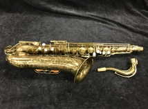 Vintage Martin Committee III Tenor Sax in Original Lacquer - Serial # 166538