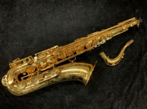 WOW! Five Digit Vintage Selmer Paris Mark VI Tenor Saxophone in Gold Plate, Serial #88434