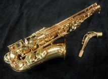Mint Condition P Mauriat PMSA-57GC Intermediate Level Alto Sax - Serial # PM0203713