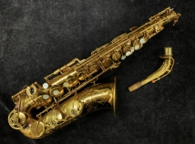 Vintage Original Lacquer Selmer Paris Mark VI ALto Sax, Serial #183264