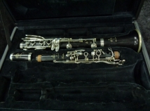 Buffet Crampon Tradition A Clarinet, Nickel Keys– Beautiful Lightly Used, Serial #695112