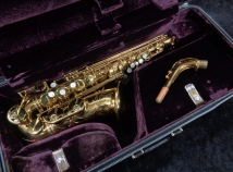 Gorgeous! Late Vintage Original Lacquer Selmer Paris Mark VI Alto Sax, Serial #197994