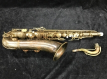 Vintage Conn 10M NAKED LADY Tenor Sax with Rolled Tone Holes - Serial # 316239