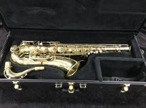Later Vintage Selmer Paris Mark VI Tenor Sax at a LOW PRICE - Serial # 214696