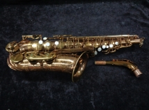 WOW! Gorgeous Original Lacquer Selmer Paris Mark VI Alto Sax - Serial # 69172