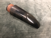 Vintage Wells Chicago B2 Hard Rubber Mouthpiece for Bb Clarinet