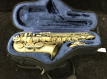 Very Sweet! P. Mauriat 67RDK Matte Finish Alto Sax, Serial #PM1214917