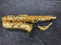 WOW! Gorgeous SML Rev D Alto Sax in ORIGINAL Perma-Gold Finish - Serial # 10879