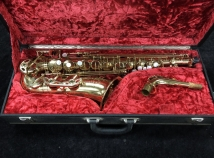 Wow! Mint Condition Original Lacquer Selmer Paris Mark VI Alto Saxophone, Serial #187165