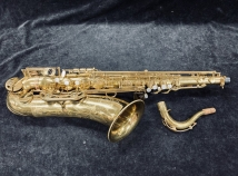 Original Lacquer Vintage Selmer Mark VII Tenor Sax with Engraving - Serial # 249543