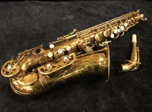 Lovely Original Lacquer Buffet Super Dynaction Alto saxophone, Serial  #13368