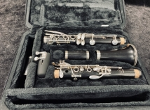 Intermediate Level Yamaha YCL-52 Grenadilla Wood Bb Clarinet - Serial # 059331