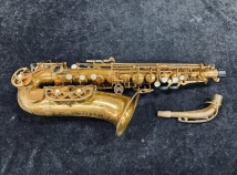 Original Lacquer Buffet Paris Super Dynaction Alto Sax - Serial # 17664