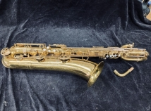 1950 Vintage Selmer Paris Super Balanced Action Bari Sax - Serial # 43081