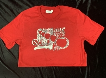 Saxquest T-Shirt in Red