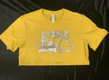 Saxquest T-Shirt in Yellow