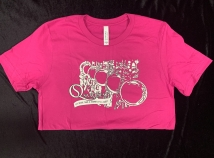 Saxquest T-Shirt in Pink