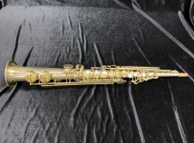 Gorgeous Original Gold Plated Martin Handcraft Soprano Sax - Serial # 71058