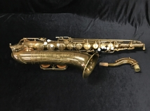 Vintage Original Lacquer Martin Committee II Tenor-  Lion and Crown, Serial #142484