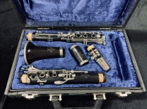 Recently Repadded Buffet R13 Series Bb Clarinet - Serial # 202445