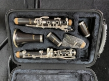 New P Mauriat PCL-721 Series Professional Wood Clarinets