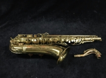 Vintage C.G. Conn 10M Naked Lady Tenor Saxophone, Serial #301500