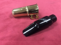 Yanagisawa 5 Hard Rubber Mouthpiece for Alto Sax