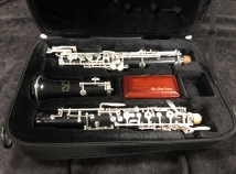 Very Nice! Fox Renard Model 300 Resin Oboe, Serial #26716 – Lightly Used 2008