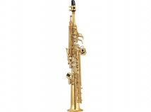 New P. Mauriat Gold Lacquer 50sx Sopranino Saxophone