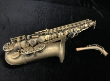 P. Mauriat 67RDK Dark Lacquer Alto Sax – Rolled Tone Holes Demo Pricing, Serial #PM1201017