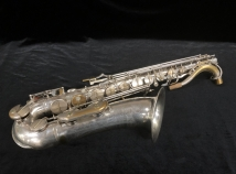 Vintage Keilwerth Tone King Silver Plate Tenor Saxophone – High F#, Serial #57026 'As is Special'