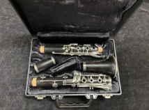 German-made Buffet E11 Bb Clarinet with R13 Barrel - New Pads! - Serial # 1001691