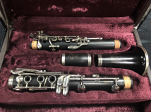 Buffet Crampon Paris R13 Clarinet in Bb 1990- Fresh Pro Re-Pad - Serial # 324226