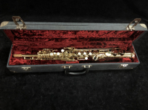 Vintage Selmer Paris Mark VI Original Lacquer Soprano Sax, Serial #203423