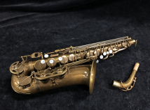 New Eastman 52nd Street Unlacquered Alto Saxophone - New Pro Alto!