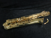 New Eastman 453 Step Up Baritone Saxophone Gold Lacquer, Low A & High F#