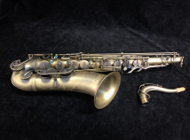 Pristine! P. Mauriat System 76 Dark Matte Tenor Sax, Serial PM0929519 – Discounted Show Room Price