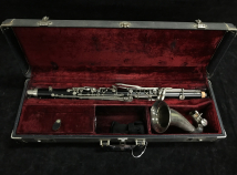 Selmer Bundy Alto Clarinet, Serial #5173 - Great Alto Clarinet at Low Price
