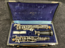 Late 70s Vintage Loree Oboe with Good Pads - Serial # EJ83