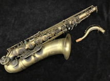 P. Mauriat System 76 Dark Matte Finish Tenor Sax, Serial #PM0929519 - Mint Condition
