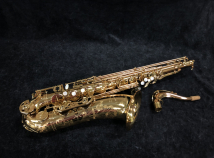 P. Mauriat Master 97 Tenor Saxophone in Gold Lacquer, Serial #PM0921018 – Near Mint Condition