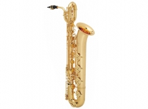 New Buffet 400 Series Gold Lacquered Baritone Saxophone