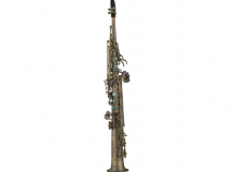 NEW! P. Mauriat System 76 One Piece Soprano Saxophone With Dark Lacquer