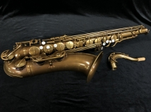 Brand New! Eastman 52nd Street Un-Lacquered Tenor Sax